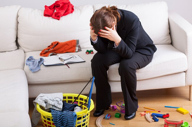 The Ways Cleaning Reduces Stress